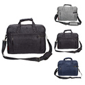 Polyester Dark Grey Andblue 15.6 Inch Laptop Bag Cosmus Milano Well Padded Messenger Bag