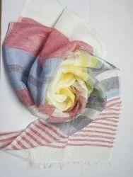 Linen/Cotton Stole