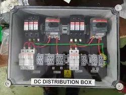 5 : 5 Solar Combiner Box