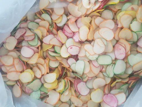Indonesian Sabudana Krupuk Chips