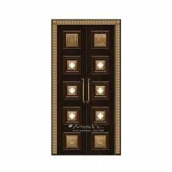 Latest pooja room doors