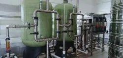 10000 Liter Per Hour RO Plant