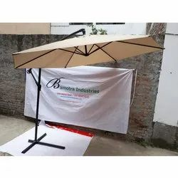 Side Pole Garden Umbrella