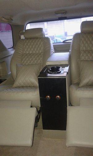 Suv Car Recliner, Seat Recliner - Matrix Car Decor, Delhi   ID ...