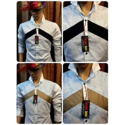 Designer Casual Shirts, Size: M-XL