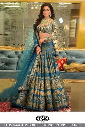 a173fecdee Thread Work Party Wear Designer Lehenga Choli, Rs 999 /piece | ID ...
