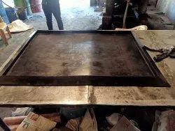 Disinfectant rubber mat