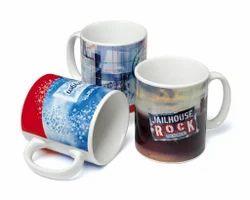 Ceramic Mug Printing Services, For Office