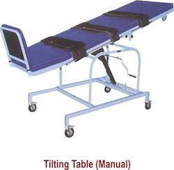 Tilting Table With Manual Adjusment..