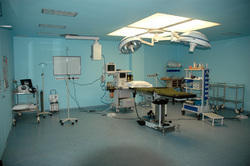 Steel Modular Operation Theatre