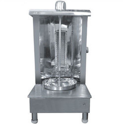 Stainless Steel Shawarma Machine