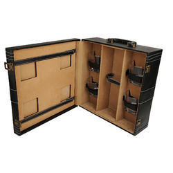 Black - 04  Travel Bar Set