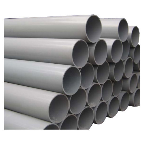 a group of PVC round pipe