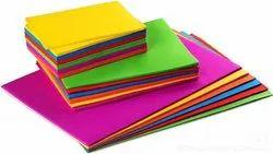 Colored EVA Rubber Sheet