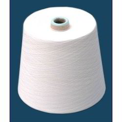 White Textile Cotton Yarn