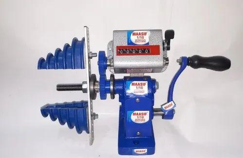 NZ-7 Coil Winder Winding Coiler Machine Manual//Electric Dual-purpose