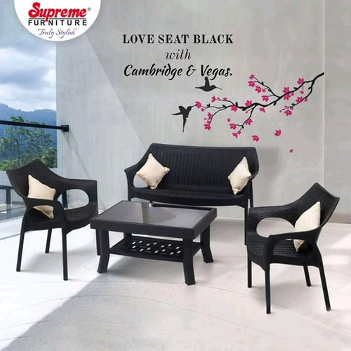 Modern Supreme Love Seat With Vegas And Cambridge White Sofa Set For Home Size Contemporary Rs 9500 Set Id 22265557655