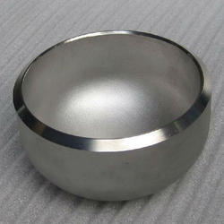 Stainless Steel Cap Fitting 316L