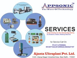 Ultrasonic Machine Services And Repairing