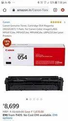 Canon 054 Color Toner Cartridge