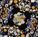 New Design Mosaic Round Marble Inlay Table Top