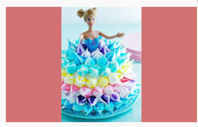 Doll Cake With Meringue At Rs 1200 Pound थ म क क Poojas