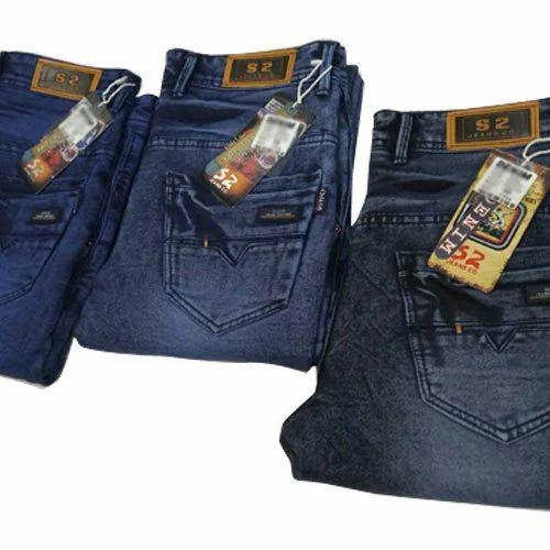 0593d9d8435 Mens Denim Boot Cut Jeans