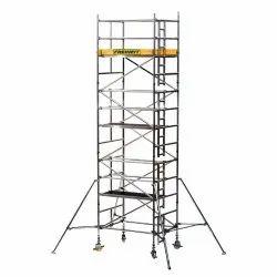 Aluminum Straight Pipe Ladder