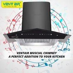 48c826800f8 Ventair King Music 75 Kitchen Chimney