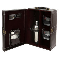 Dark Brown - 02 Portable Cocktail Set