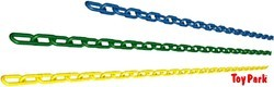 1.5 Meter Rubber Coated Metal Chain Set (SCA 320)