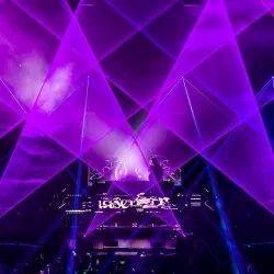 Laser Show Organiser.