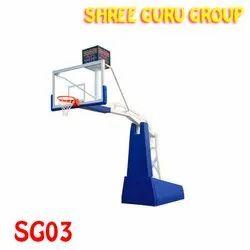 Shree Moveable Basket Ball Pole