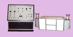 Wide Web Electroforming Unit
