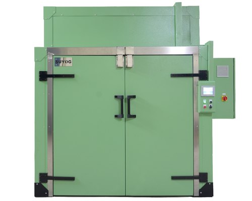 Battery Plate Curing and Drying Oven