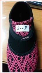 Ladies Fabric Shoes