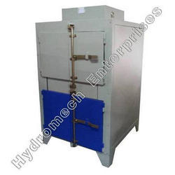 Dust Collector with Acoustic Enclosure