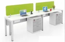 Wood Smart Desk Office Workstation, For Corporate Offices