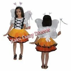 Butterfly Zig-Zag(Orange) Costumes