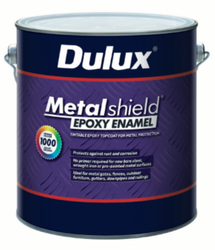 Dulux Metalshield Epoxy Enamel Gloss Paint, Packaging Type: Tin