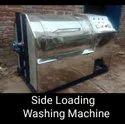 60 Kg Side Loading Washing Machine