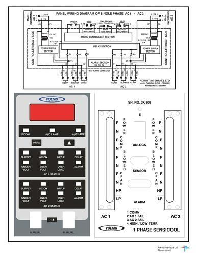 1phase Micro Controller Hp Lp With A M At Rs 2200 Number Microcontroller Id 14616026812