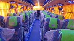 45-50 35, 36, 40, 54, 55, Seater Ac Bus Rental Services, Seating Capacity: > 45 Seater