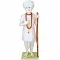 Marble Jalaram Baba Statue