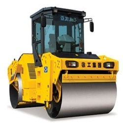 Double Drum Road Roller Rental Services