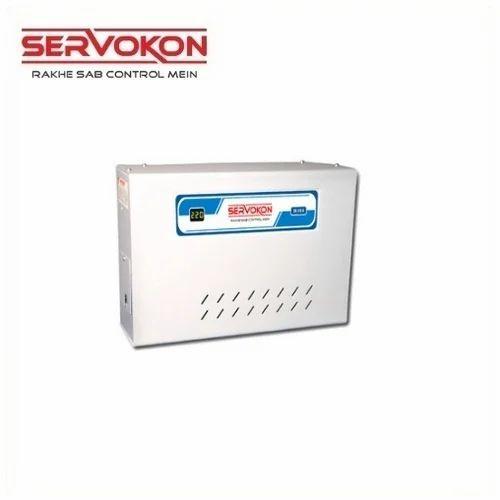 Automatic,SERVOKON Automatic AC Stabilizer, 230 Volts, Rectangular