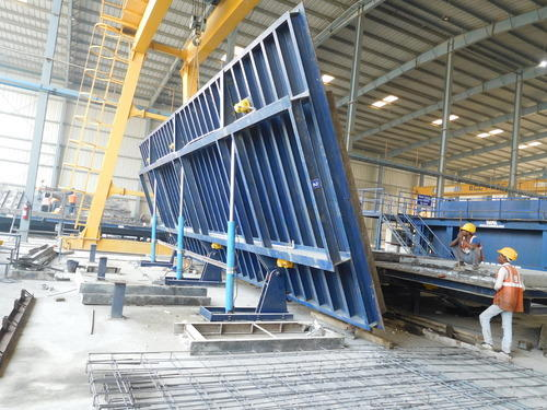Precast Tilting Table