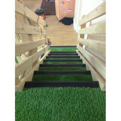 Artificial Grass For Stairs