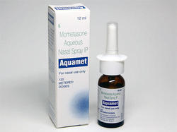 Momentasone Aquamet Nasal Spray