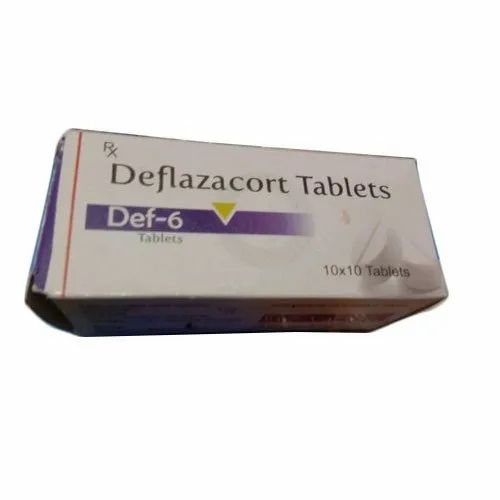 Def 6 Tablets, Packaging Size: 10 x 10